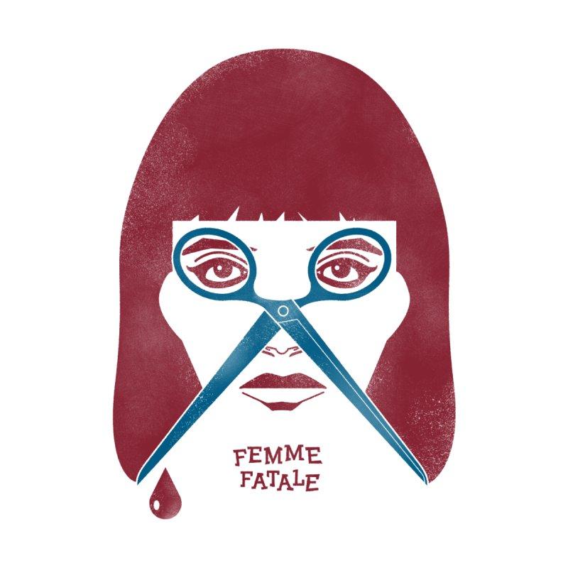 Femme Fatale Men's T-Shirt by Threadless Artist Shop
