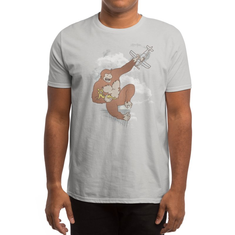 Irate Primate Men's T-Shirt by Threadless Artist Shop
