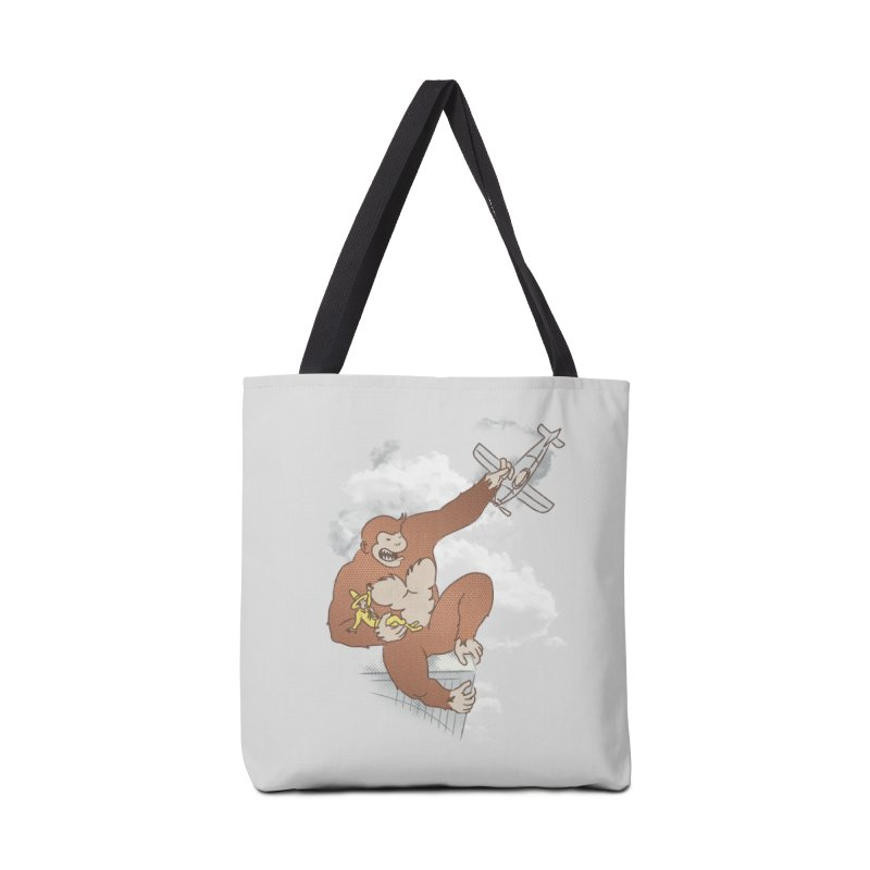Irate Primate Accessories Bag by Threadless Artist Shop