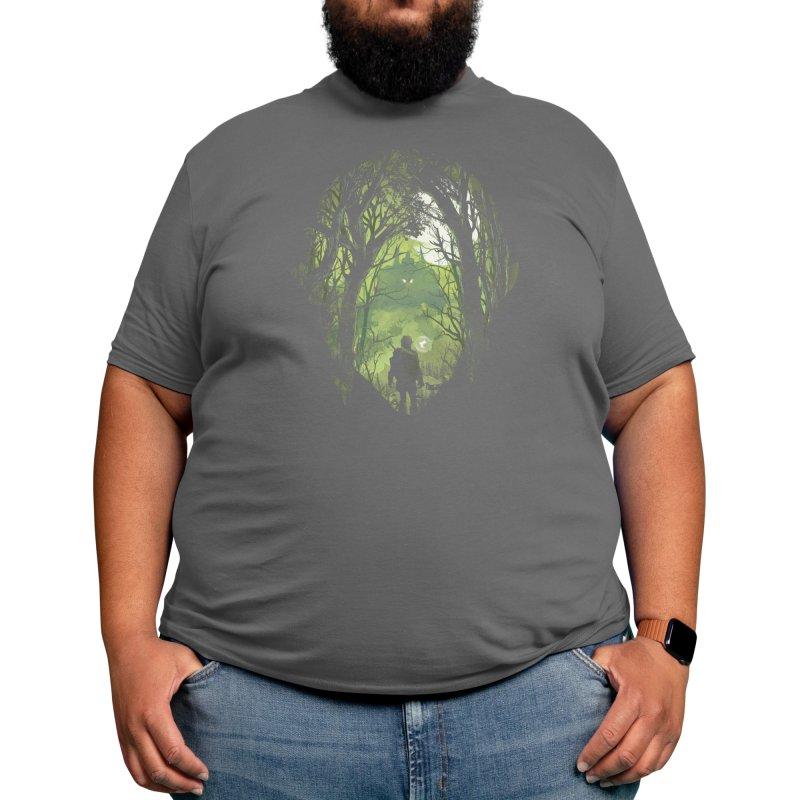 It's Dangerous to Go Alone - Dan Elijah Fajardo Men's T-Shirt by Threadless Artist Shop
