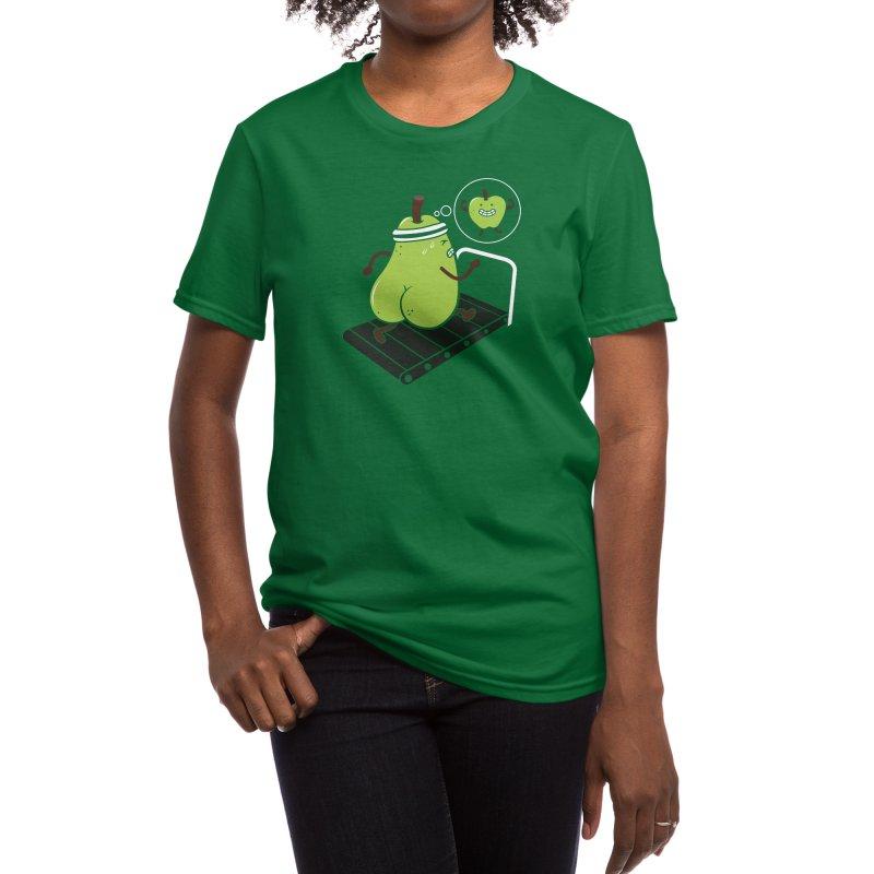 Motivation Women's T-Shirt by Threadless Artist Shop