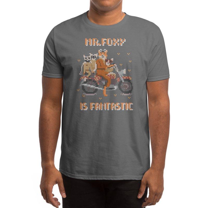 Mr. Foxie is Fantastic! Men's T-Shirt by Threadless Artist Shop