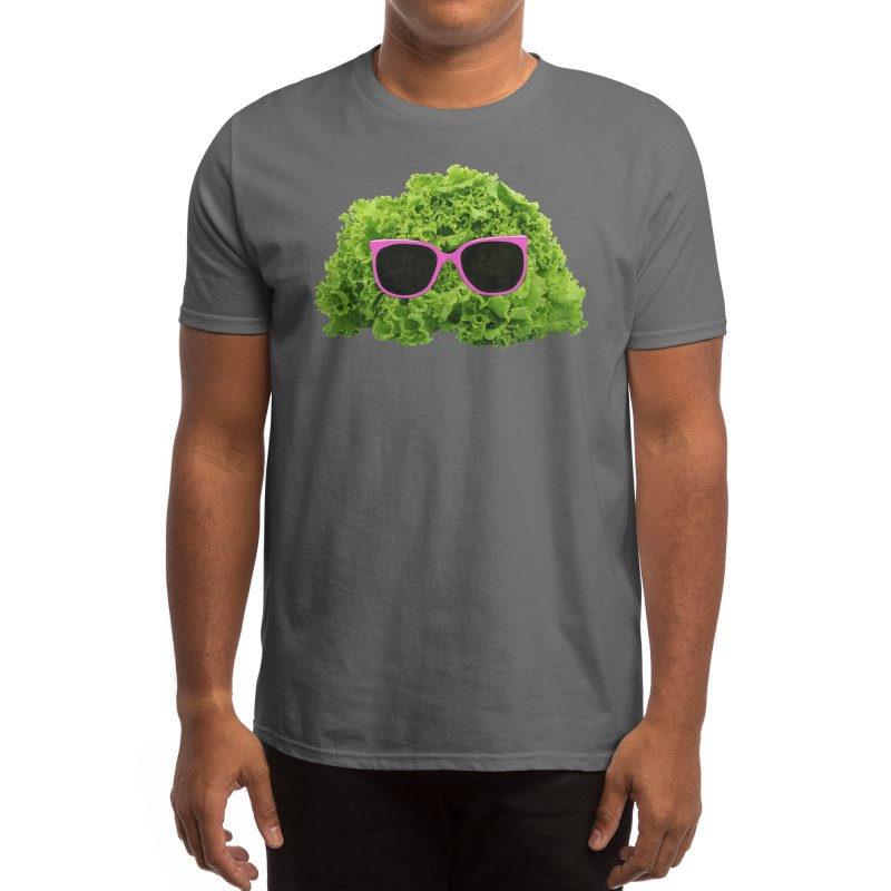 Mr. Salad Men's T-Shirt by Threadless Artist Shop
