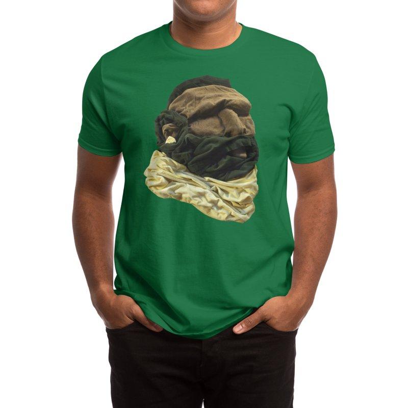 Mr. Tee Men's T-Shirt by Threadless Artist Shop