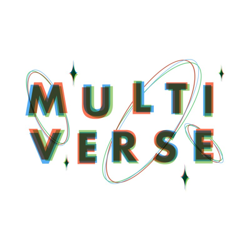Multi-Verse Kids T-Shirt by Threadless Artist Shop