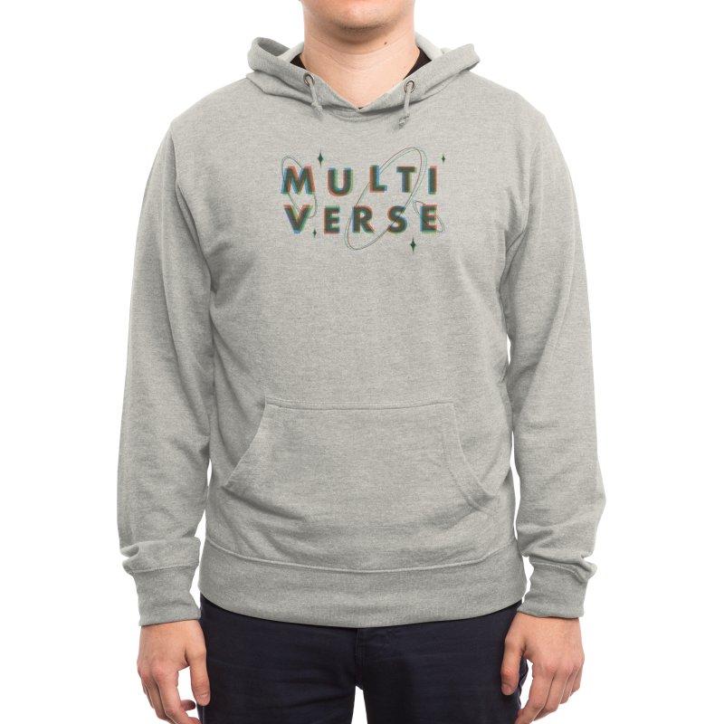 Multi-Verse Men's Pullover Hoody by Threadless Artist Shop