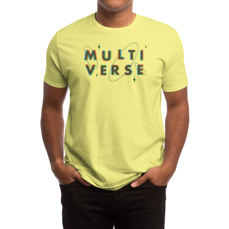 Multi-Verse Men's T-Shirt by Threadless Artist Shop
