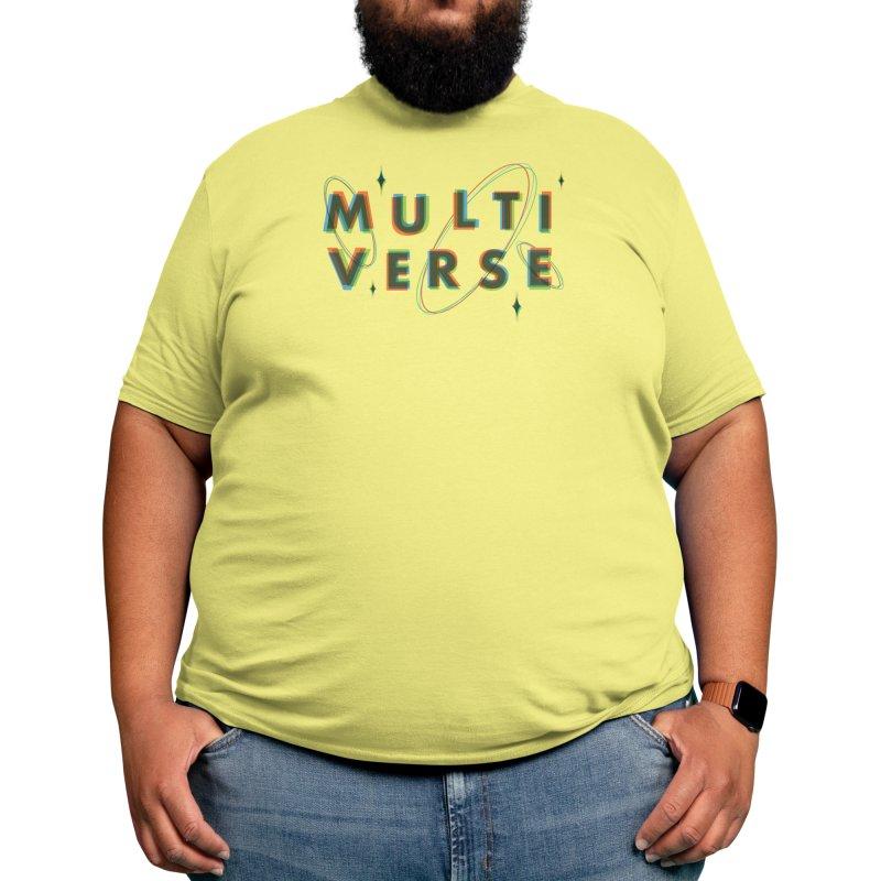 Multi-Verse Men's T-Shirt by Threadless Artist Shop