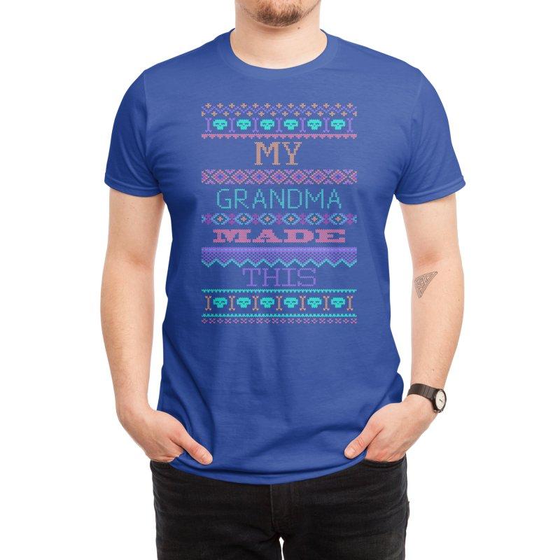 My Grandma Made This Men's T-Shirt by Threadless Artist Shop