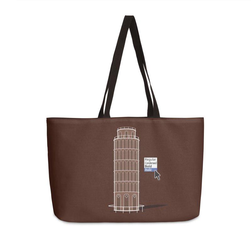Italyc Accessories Bag by Threadless Artist Shop