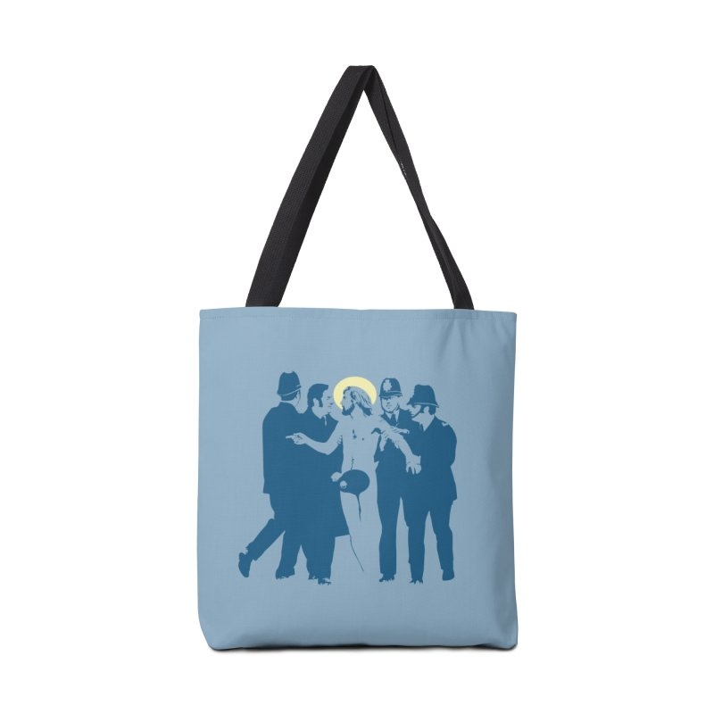 JC was a Streaker Accessories Bag by Threadless Artist Shop
