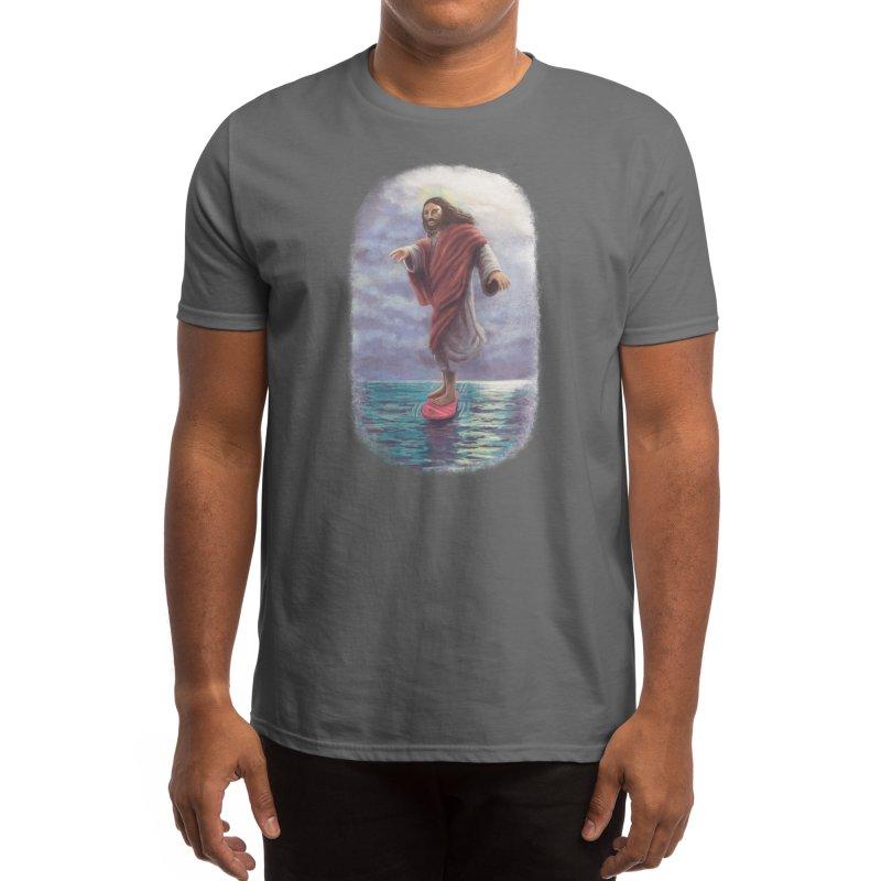 Jesus McFly Men's T-Shirt by Threadless Artist Shop