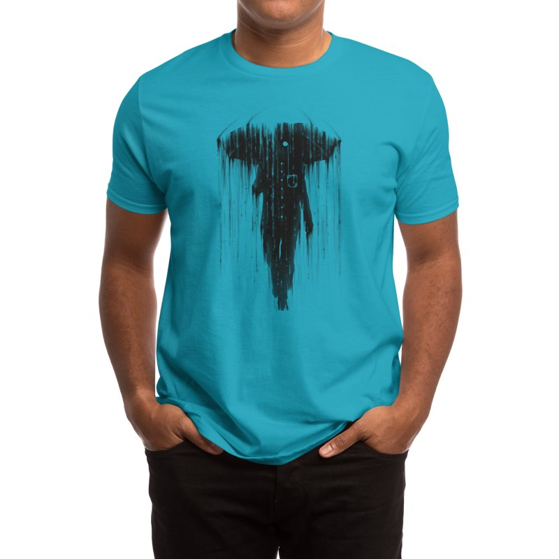 Negative Weather Men's T-Shirt by Threadless Artist Shop