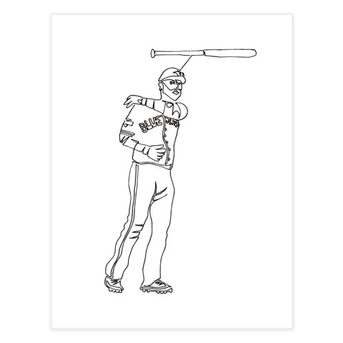 image for JOEY BAUTISTA BAT FLIP