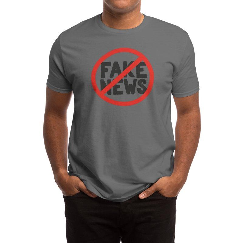 Just say no. Men's T-Shirt by Threadless Artist Shop