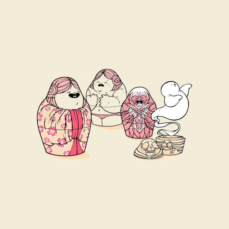 Nesting Dolls Men's T-Shirt by Threadless Artist Shop