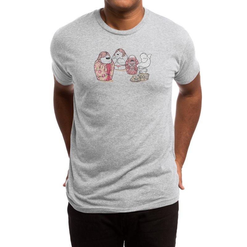 Nesting Dolls Men's T-Shirt by Threadless Artist Shop