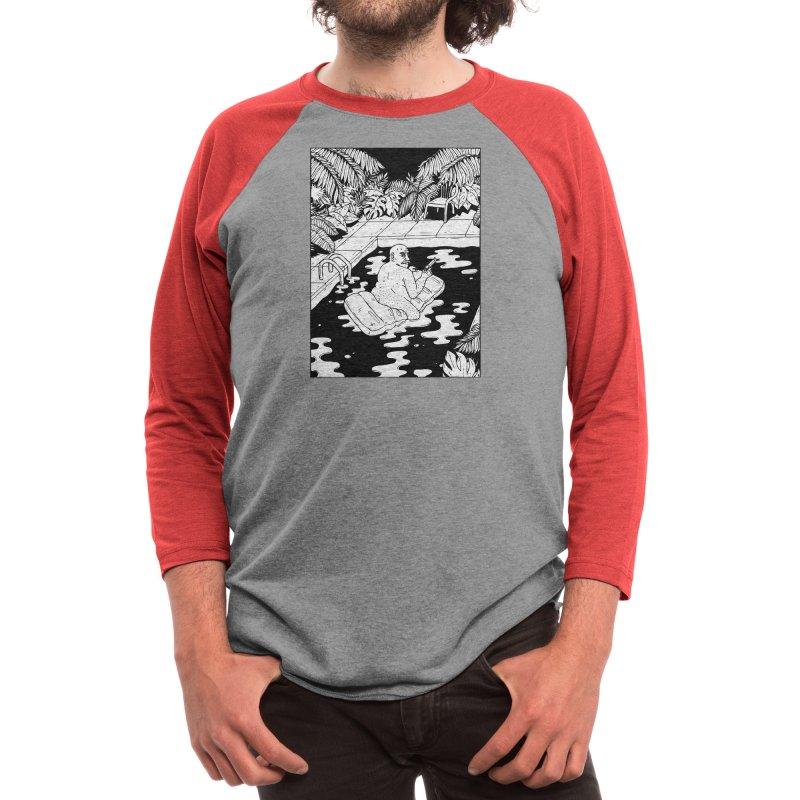 Never Really Retired Men's Longsleeve T-Shirt by Threadless Artist Shop