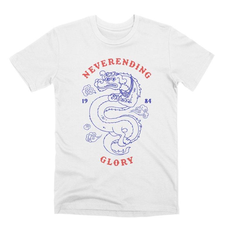 Neverending Glory Men's T-Shirt by Threadless Artist Shop