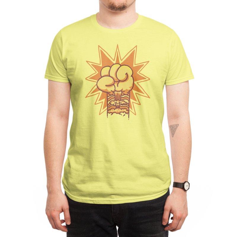 Kaboom fist Men's T-Shirt by Threadless Artist Shop