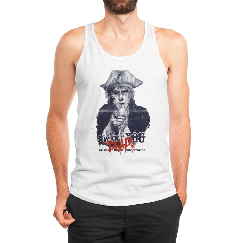 Join the Awesome Men's Tank by Threadless Artist Shop