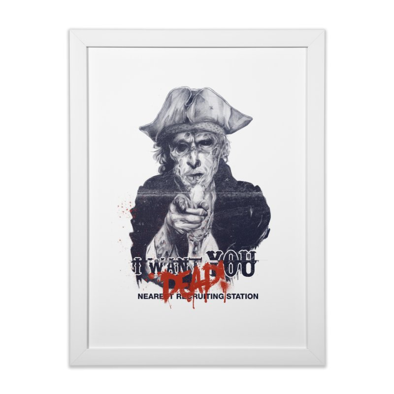 Join the Awesome Home Framed Fine Art Print by Threadless Artist Shop