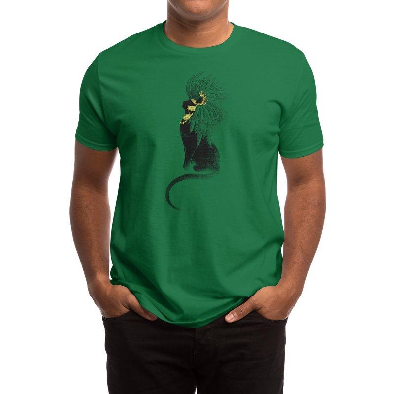 The Guardian - Anwar Rafiee Men's T-Shirt by Threadless Artist Shop