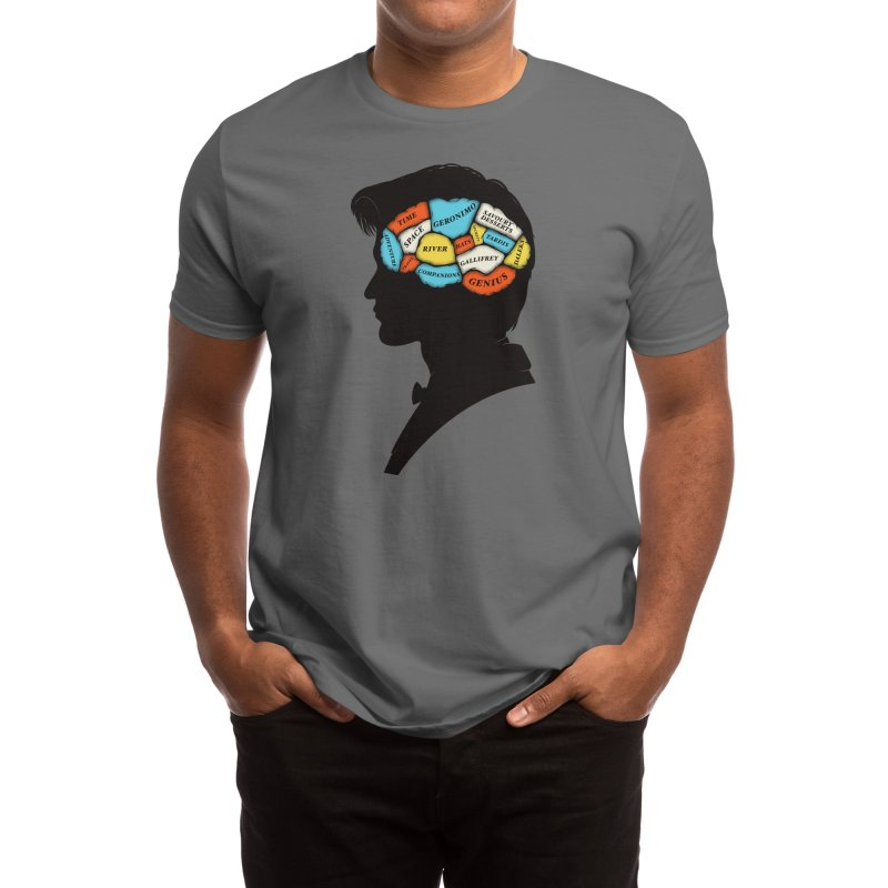 Doctor Phrenology Men's T-Shirt by Threadless Artist Shop