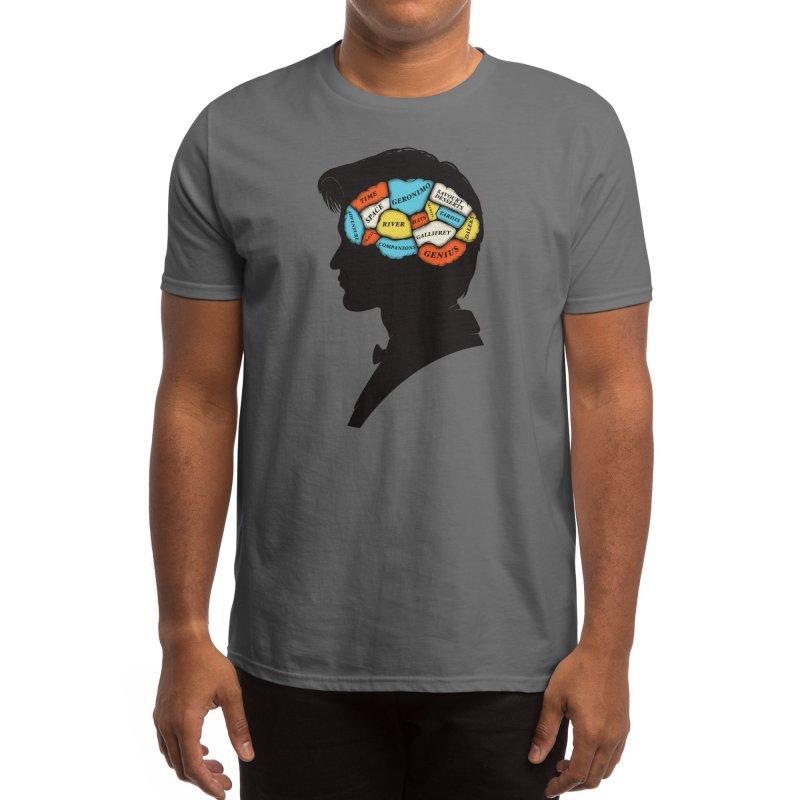 Doctor Phrenology Men's T-Shirt by Threadless Artist Shop