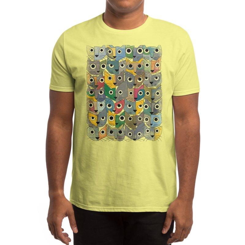 Kittens Men's T-Shirt by Threadless Artist Shop
