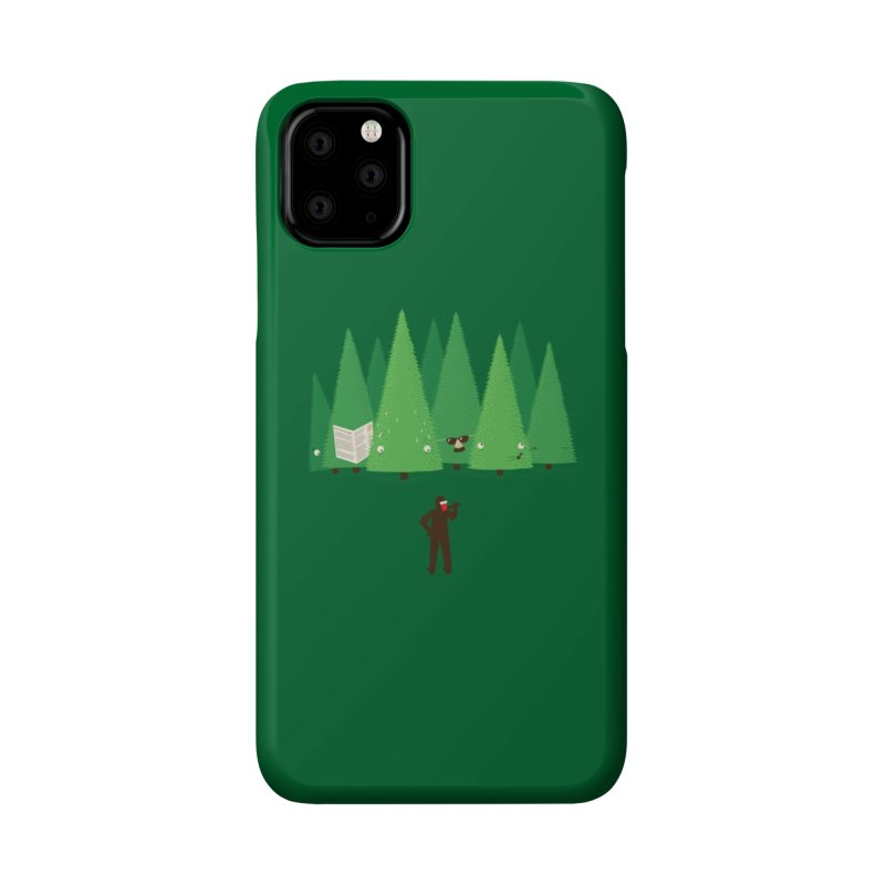 L-L-lumberjack Accessories Phone Case by Threadless Artist Shop