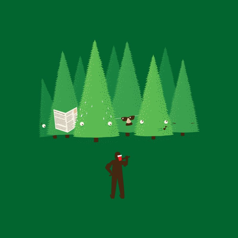 L-L-lumberjack Men's T-Shirt by Threadless Artist Shop