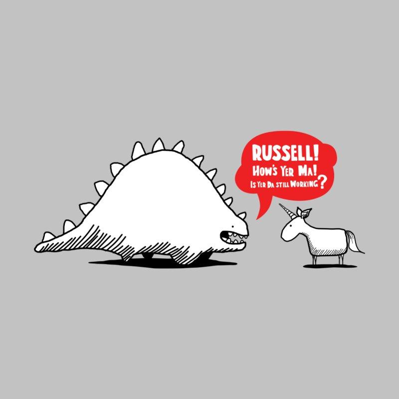 Russell! Hows yer Ma! Men's T-Shirt by Threadless Artist Shop
