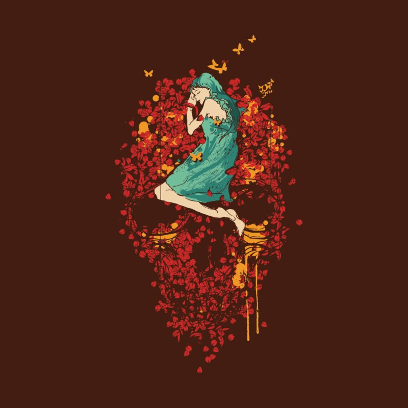Roses Are Red, But Why Do You Look So Blue? Men's T-Shirt by Threadless Artist Shop