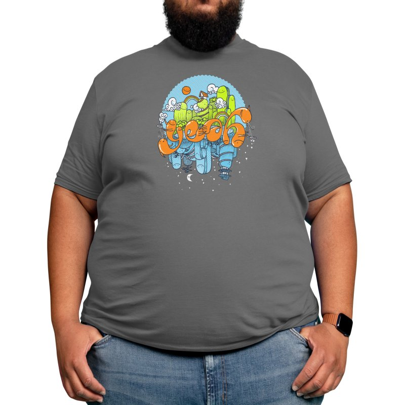 Yeah Attitude Men's T-Shirt by Threadless Artist Shop
