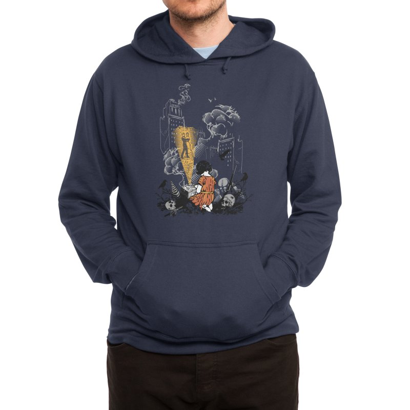 The Leftover Men's Pullover Hoody by Threadless Artist Shop
