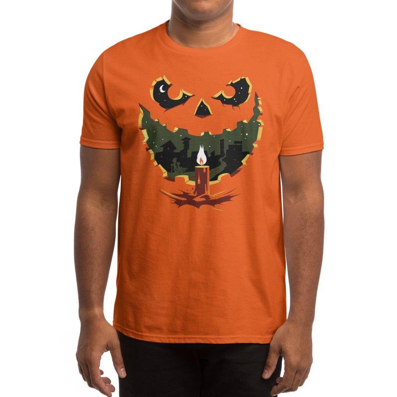 When I Was A Pumpkin Men's T-Shirt by Threadless Artist Shop