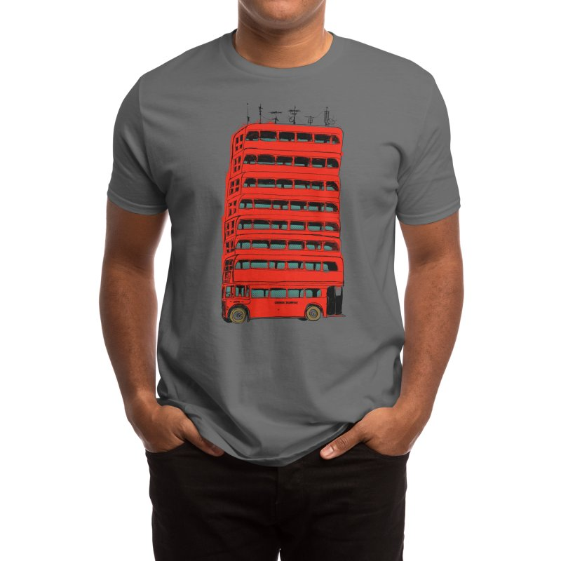 Routemaster Men's T-Shirt by Threadless Artist Shop