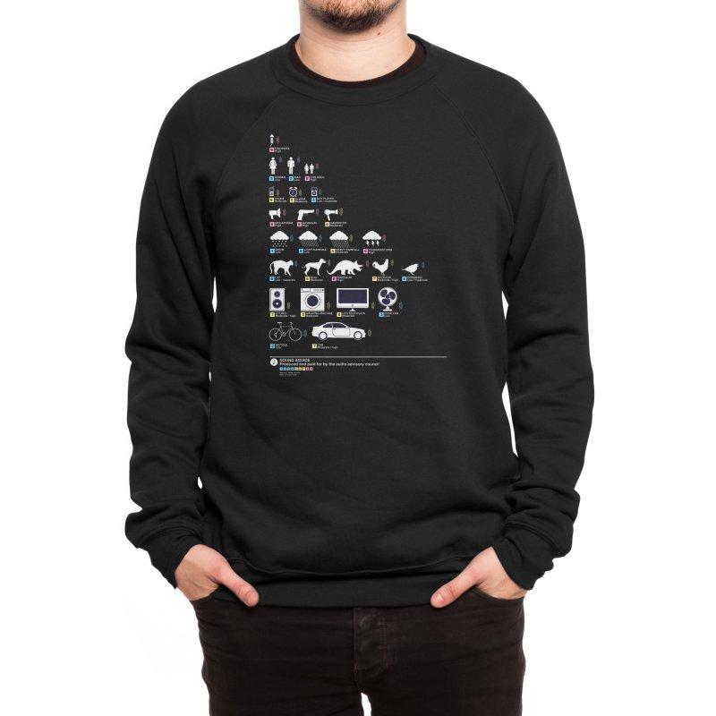 Sound Advice Men's Sweatshirt by Threadless Artist Shop