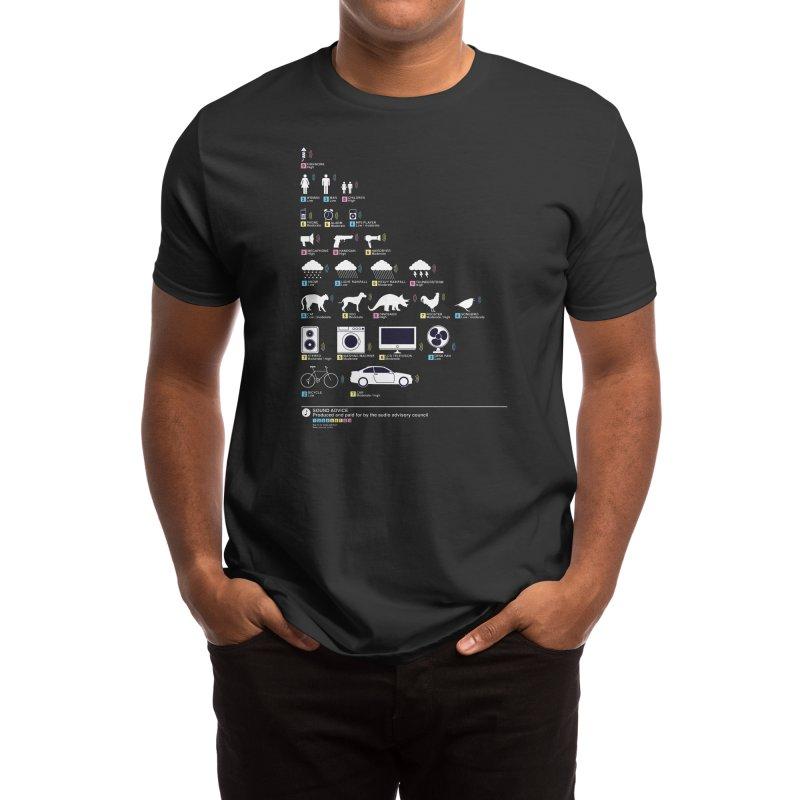 Sound Advice Men's T-Shirt by Threadless Artist Shop