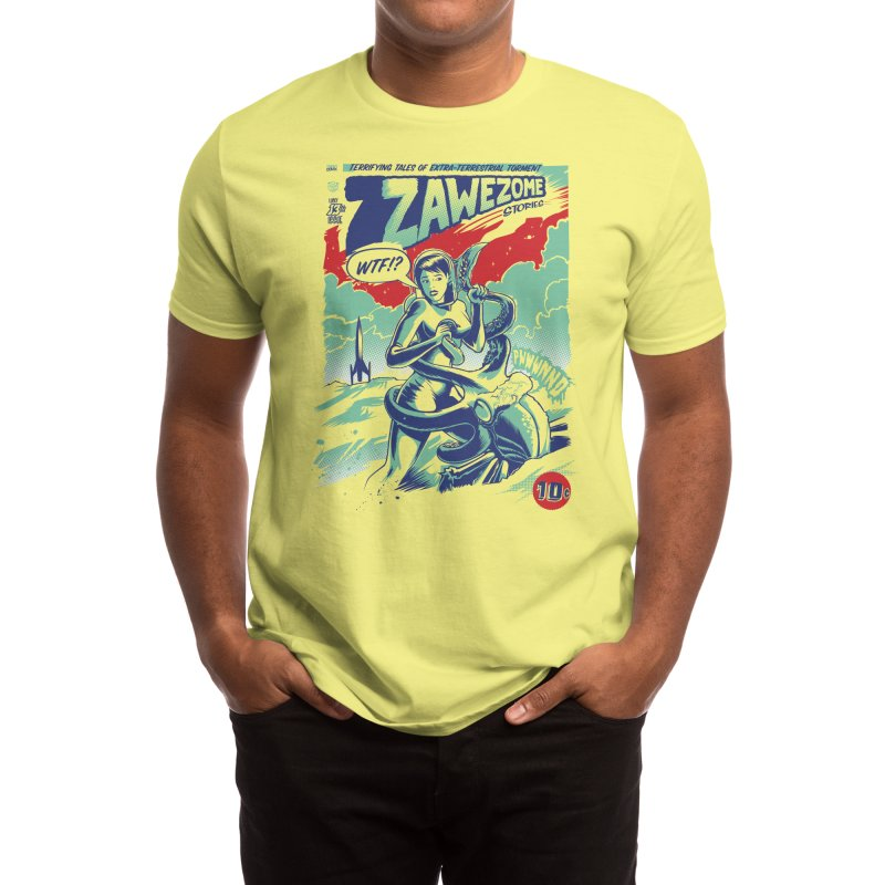 Pulp Men's T-Shirt by Threadless Artist Shop