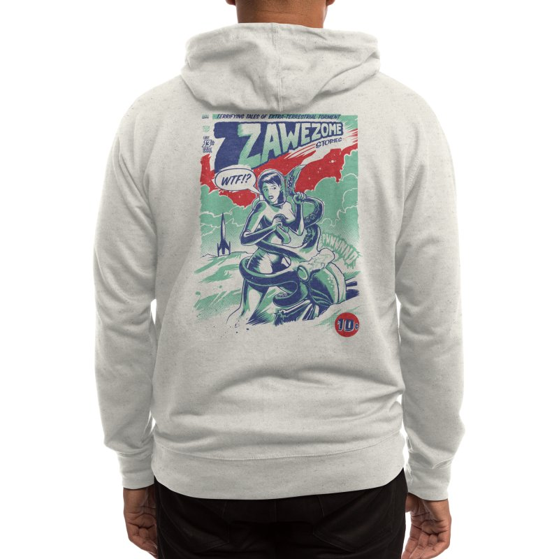 Pulp Men's Zip-Up Hoody by Threadless Artist Shop