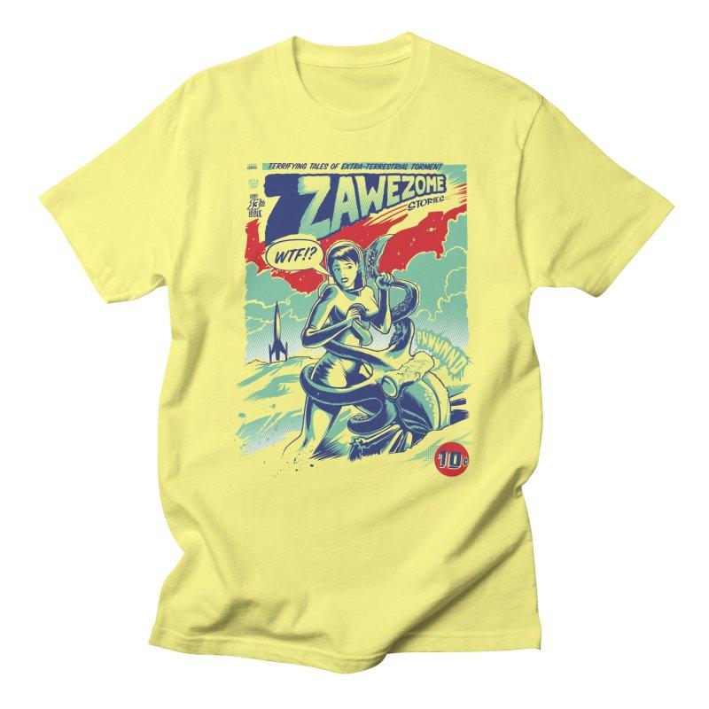 Pulp Women's T-Shirt by Threadless Artist Shop
