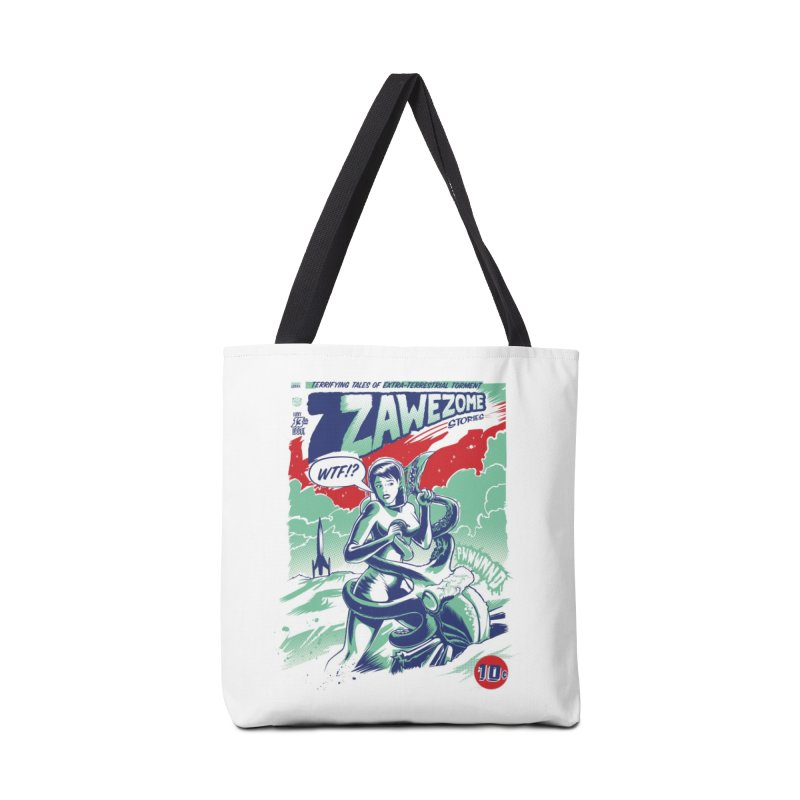 Pulp Accessories Bag by Threadless Artist Shop