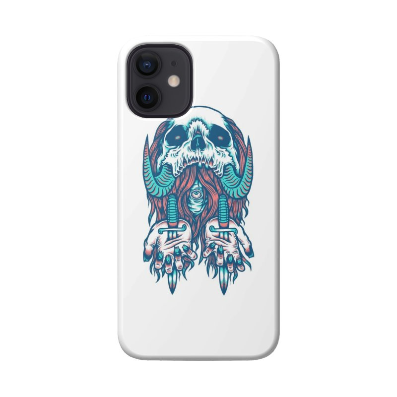 Punish the Wicked Accessories Phone Case by Threadless Artist Shop