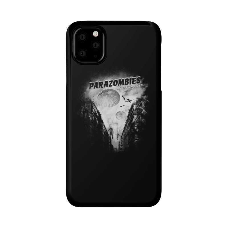Parazombies Accessories Phone Case by Threadless Artist Shop