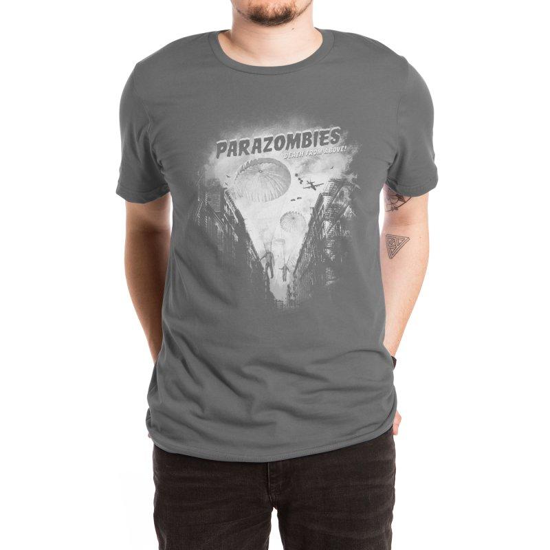 Parazombies Men's T-Shirt by Threadless Artist Shop