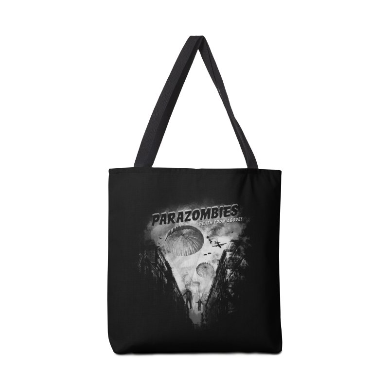 Parazombies Accessories Bag by Threadless Artist Shop