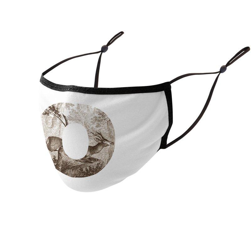 O Deer Accessories Face Mask by Threadless Artist Shop