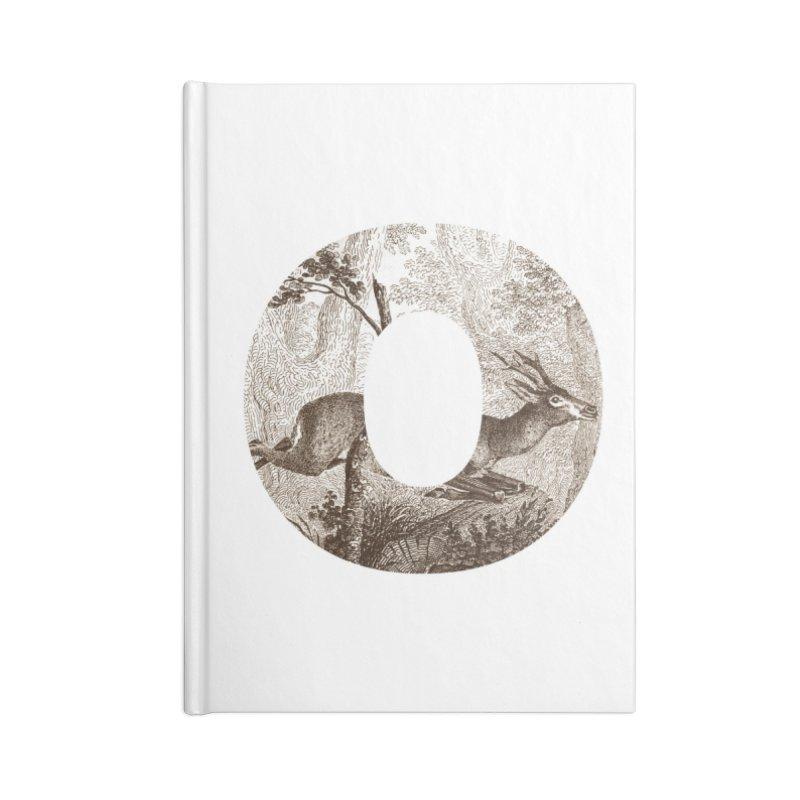 O Deer Accessories Notebook by Threadless Artist Shop